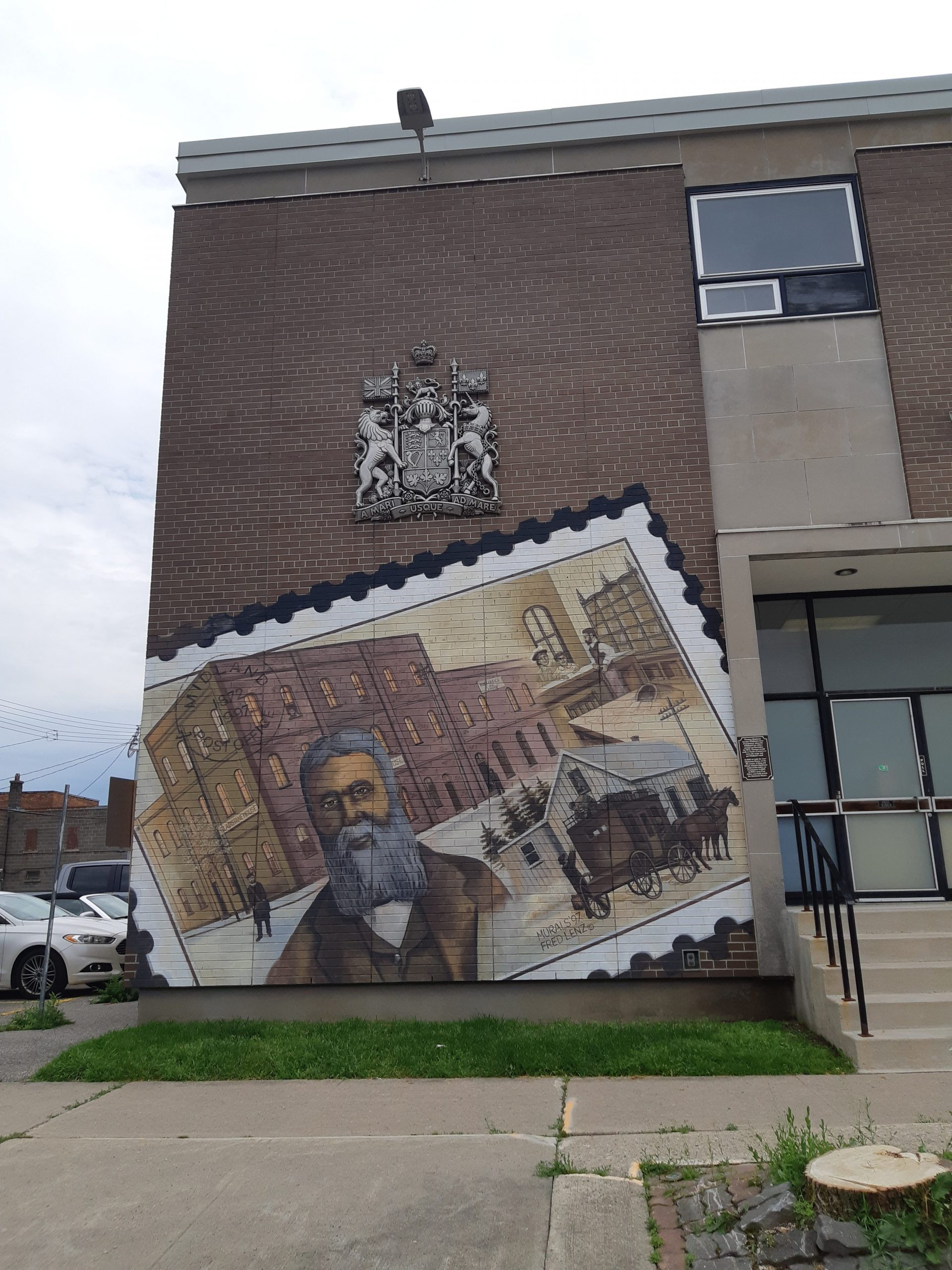 Midland Murals