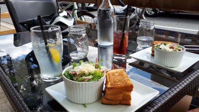 Lunch in Orangeville