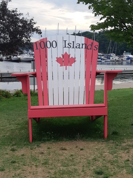 1000 Islands Chair
