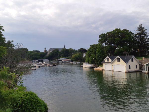 Gananoque River