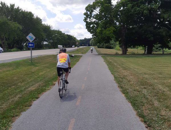 1000 Islands Parkway Trail