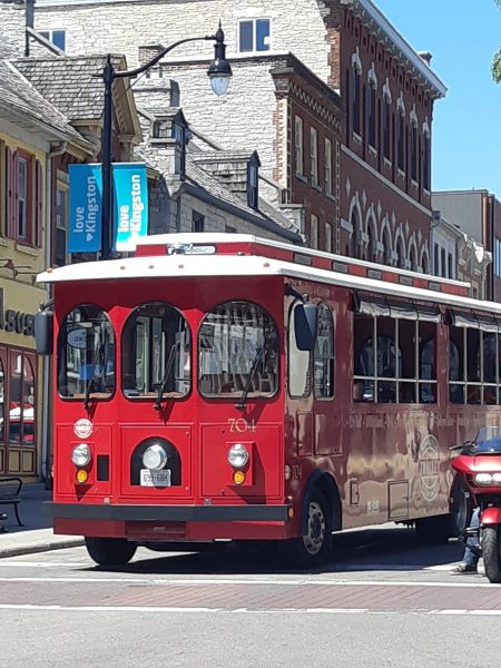 Kingston Trolly