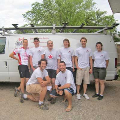 Cycle Canada Staff